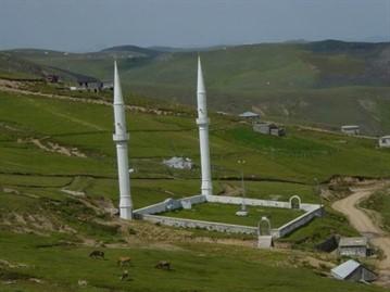لأغرب مسجد العالم
